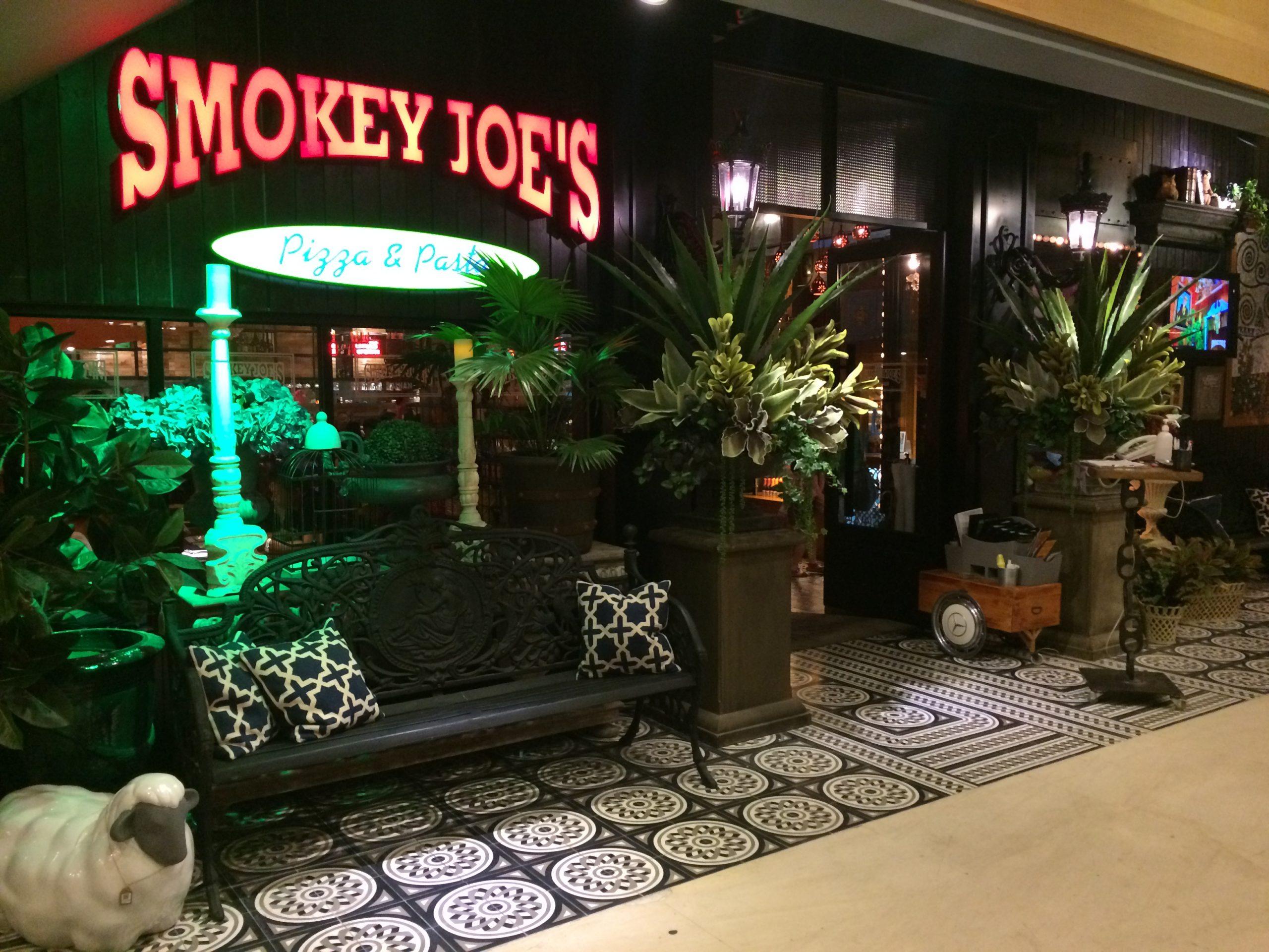 冒煙的喬Smokey Joe's 美式餐廳 台南店