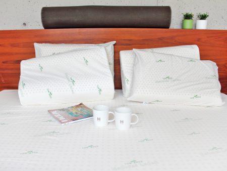 乳膠床墊-雙人加大6X6.2尺X5cm (無法超取)