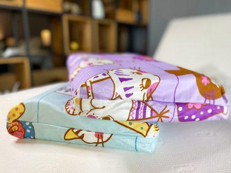 枕頭 / 兒童乳膠枕  天然乳膠兒童人體工學枕 頂級斯里蘭卡