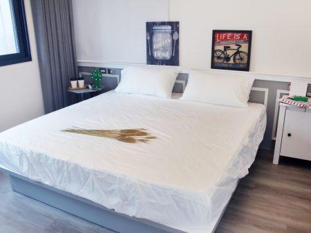 床包式 保潔墊  3M吸濕排汗 各尺寸 台灣製
