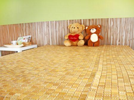 竹蓆 / 麻將蓆 天然孟宗竹竹蓆 棉繩款 各尺寸 台灣製